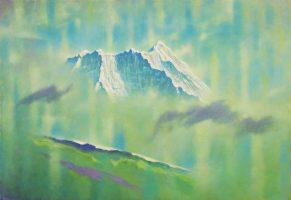 Mt Menlungtse