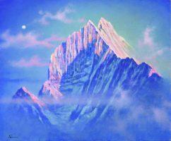 Mt Thamserku