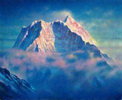 Mt Melungtse