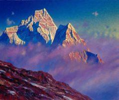 Mt Ama Dablam