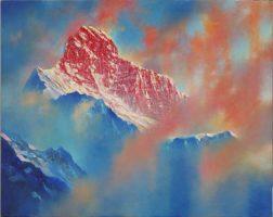 Mt Jannu